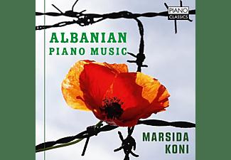 Marsida Koni - Albanian Piano Music  - (CD)