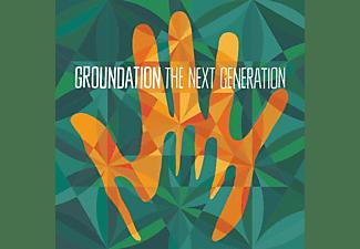 Groundation - The Next Generation  - (CD)