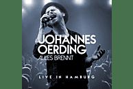 Johannes Oerding - Alles brennt-Live in Hamburg [CD]