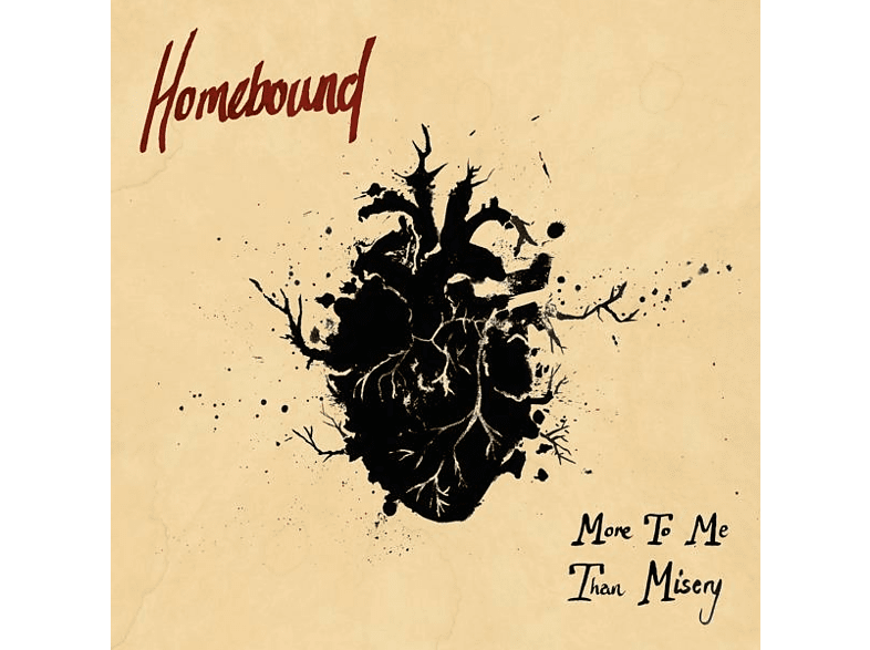Homebound - More To Me Than Misery EP [CD]