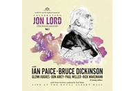 Jon Lord, Various - Celebrating Jon Lord-The Rock Legend Vol.1 (Ltd.) [LP + DVD Video]