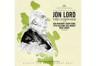 Jon Lord, Deep Purple & Friends - Celebrating Jon Lord-The Composer - (LP + DVD Video)