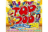 VARIOUS - Ballermann Top 200 (Alle Hits Des Sommers 2018) [CD]