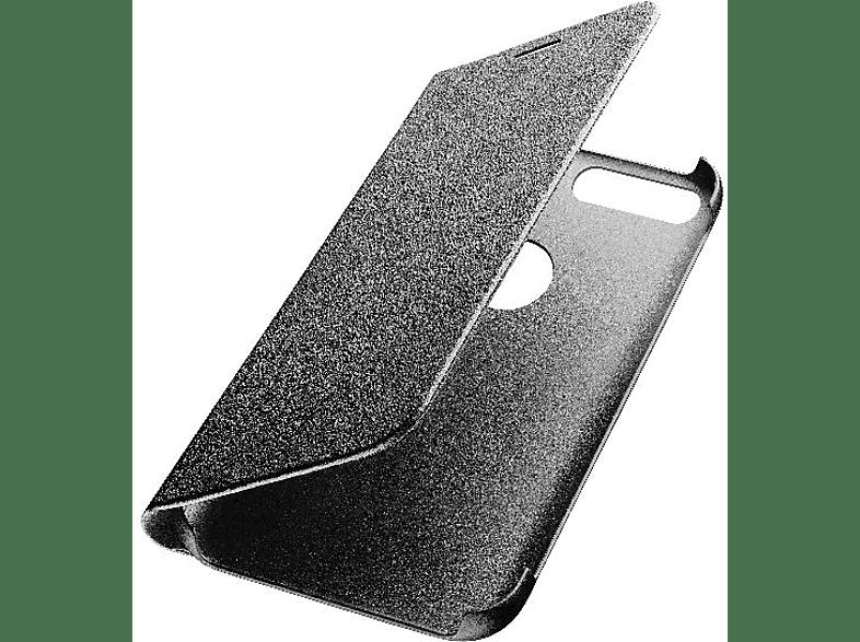 CELLULAR LINE Book , Bookcover, Huawei, Y7 (2018), Kunstleder, Schwarz