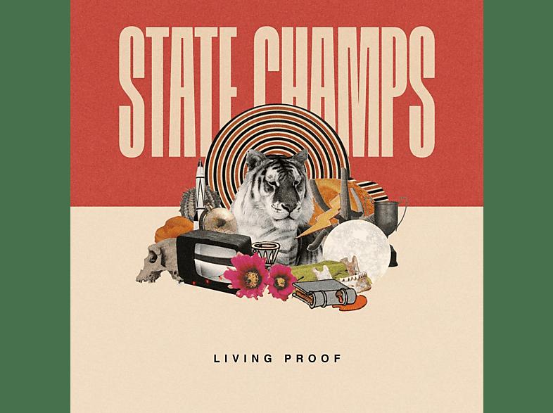State Champs - Living Proof (Ltd.Cream Coloured Vinyl) [Vinyl]