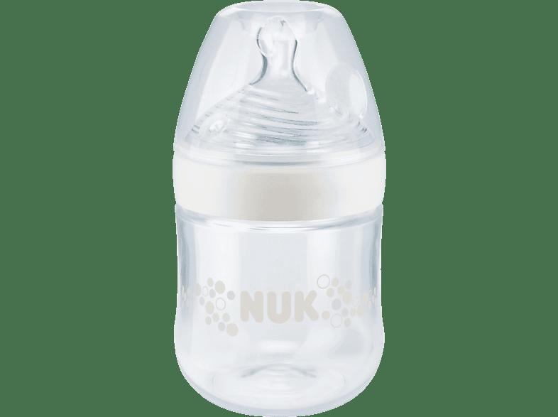 NUK Nature Sense PP 150 ML Babyflasche Weiß