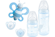 NUK Baby Blue Start Set Babyflaschen Blau