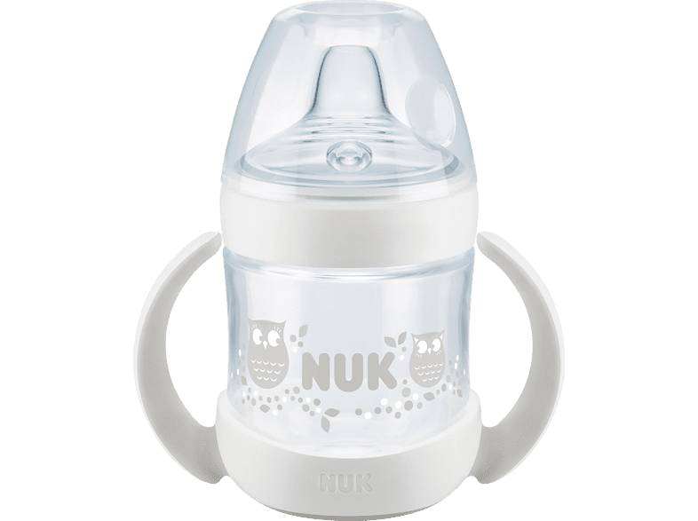 NUK Nature Sense  10215256 Becher Weiß