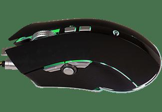 HYRICAN ST-GM108 STRIKER Gaming Maus, Schwarz