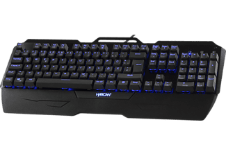 HYRICAN ST-MK29 STRIKER, Gaming Tastatur, Mechanisch
