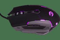 HYRICAN ST-GM081 STRIKER Gaming Maus, schwarz