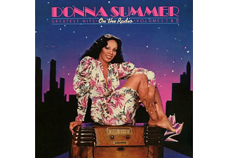 Donna Summer - On The Radio: Greatest Hits Vol. I & II (Vinyl LP (nagylemez))