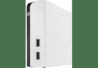 Disco duro 8 TB - Seagate Game Drive Hub, Externo, Para Xbox, Blanco