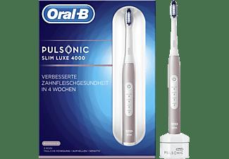 ORAL-B Pulsonic Slim Luxe 4000 Schallzahnbürste Roségold/Weiß