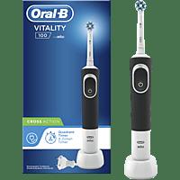 ORAL-B Vitality 100 Elektrische Zahnbürste Schwarz