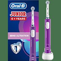 ORAL-B Junior elektrische Zahnbürste Lila