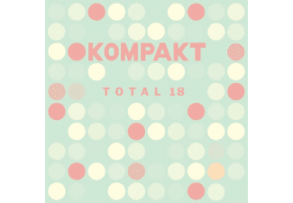 VARIOUS - Total 18 (2LP+MP3)  - (LP + Download)