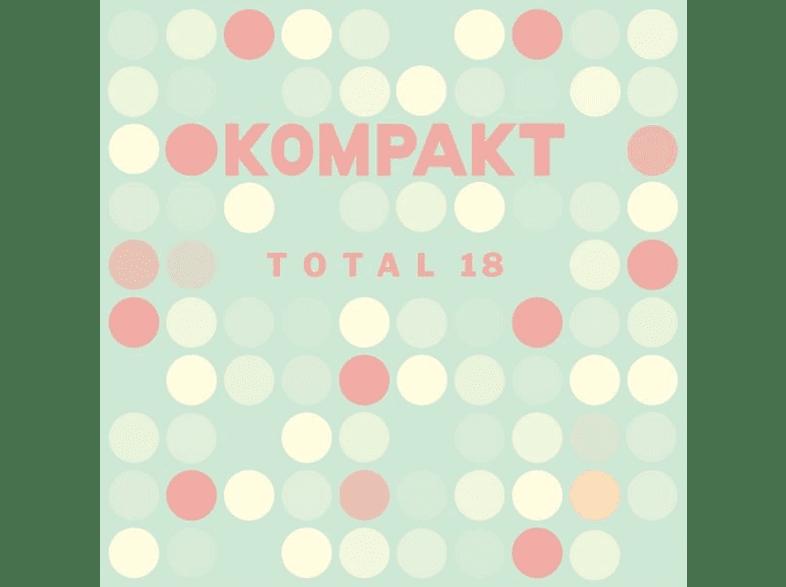 VARIOUS - Total 18 (2LP+MP3) [Vinyl]