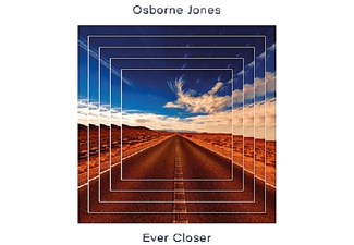 Osborne Jones - Ever Closer - (CD)