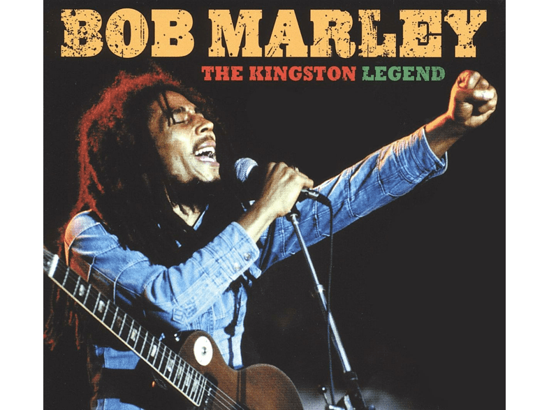 Bob Marley - The Kingston Legend (180g) [Vinyl]