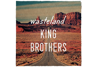 The King Brothers - Wasteland (LP+MP3)  - (LP + Download)