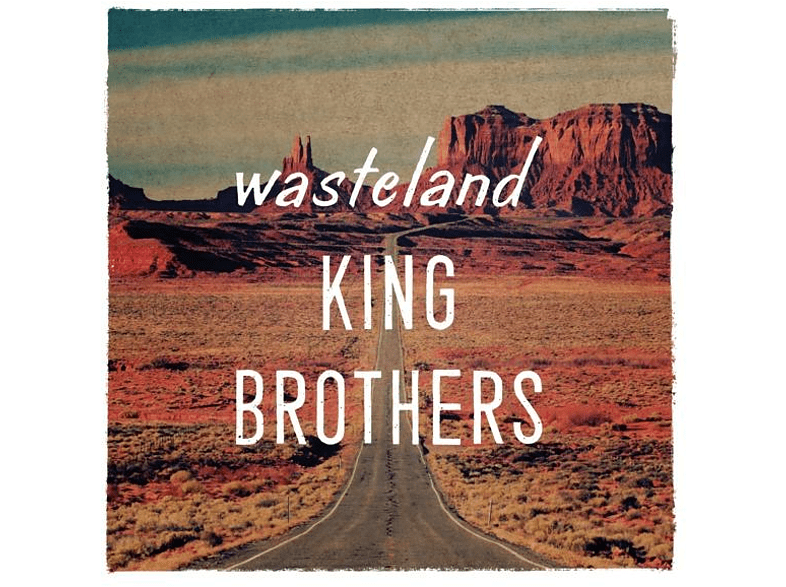 The King Brothers - Wasteland [CD]