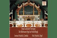 Felix Friedrich - Musik Im Bachhaus: Die Silbermann-Orgel Auf Schloß [CD]