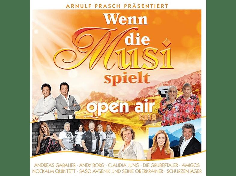 VARIOUS - Wenn die Musi spielt-Open Ai [CD]