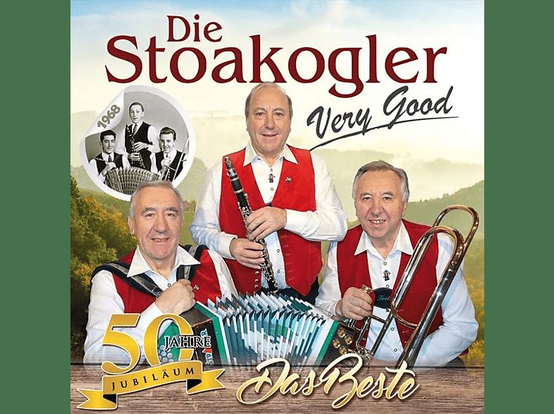 Die Stoakogler - Das Beste-50 Jahre Jubiläum [CD]