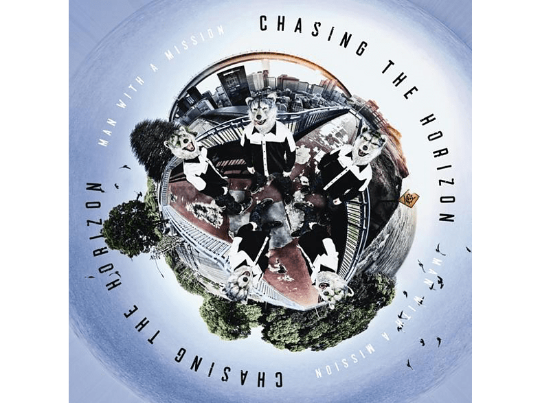 Man With A Mission - Chasing the Horizon [CD]