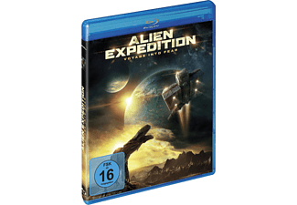 Alien Expedition Blu-ray