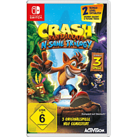 Crash Bandicoot N. Sane-Trilogie [Nintendo Switch]