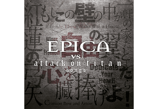 Epica - Epica vs Attack On Titan Songs (Vinyl LP (nagylemez))