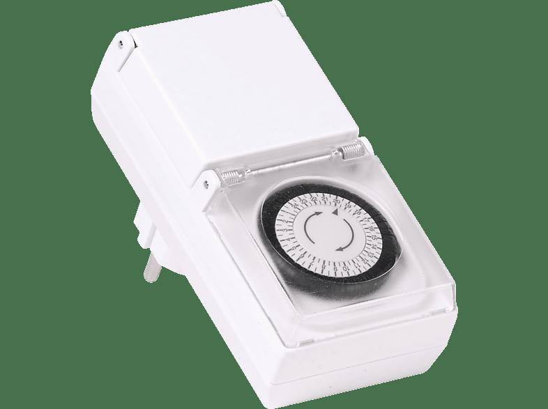 VIVANCO mechanische Zeitschaltuhr