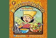 Der Kleine König - Der kleine König 40: Zahlensalat Und Buchstabensuppe - (CD)