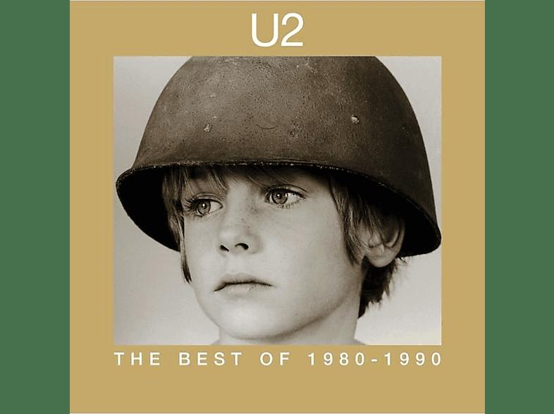 U2 - The Best Of 1980-1990 (2LP) [Vinyl]