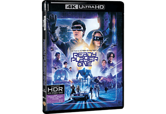 Ready Player One 4K 4K Ultra HD Blu-ray