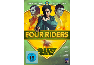 Four Riders DVD