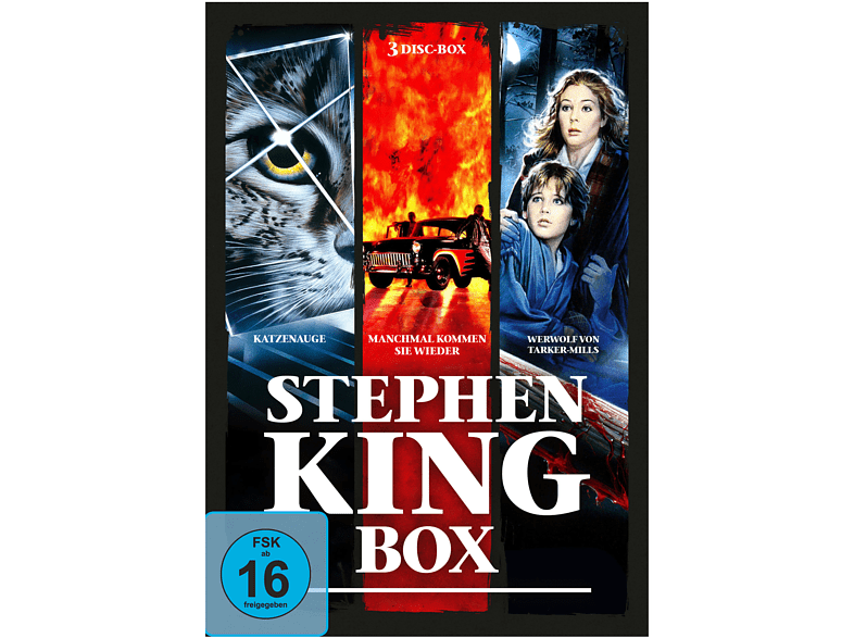 Stephen-King-Horror-Collection [DVD]
