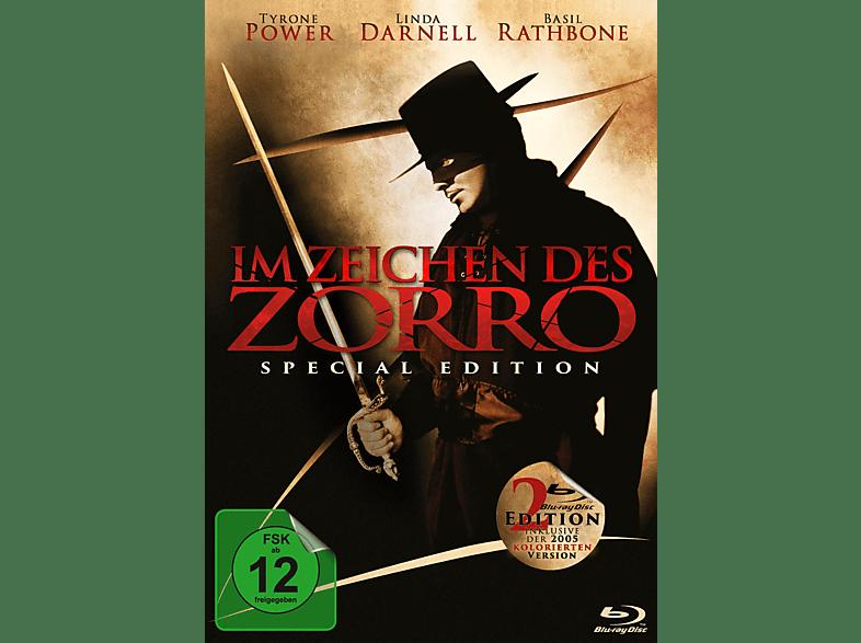 Im Zeichen des Zorro [Blu-ray]