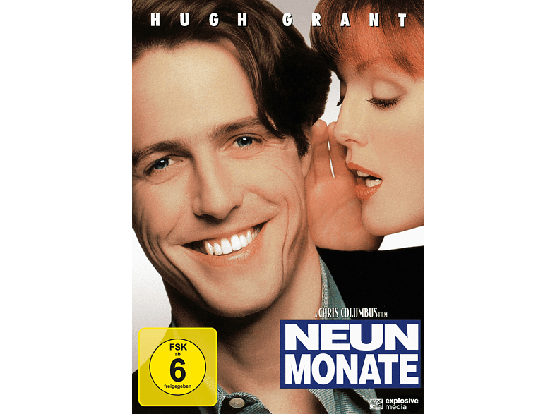 Nine Months [DVD]