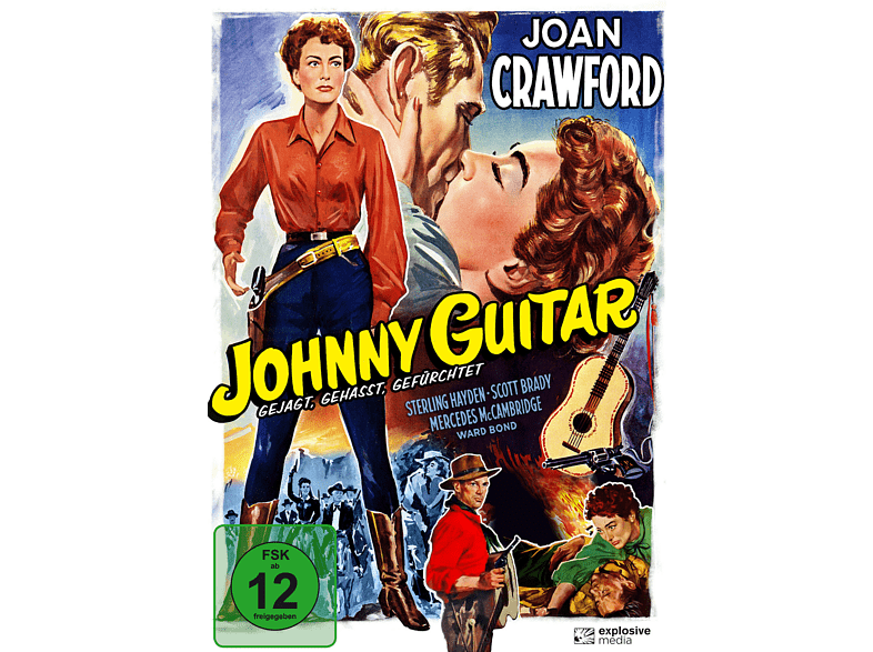 Johnny Guitar - Gehasst - Gejagt - Gefürchtet [DVD]