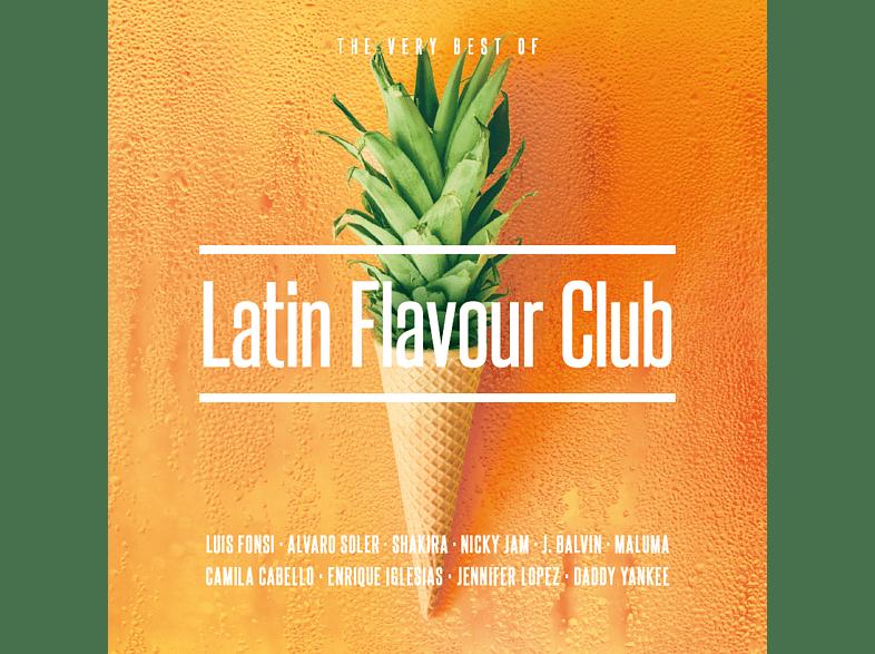 VARIOUS - Latin Flavour Club [Vinyl]