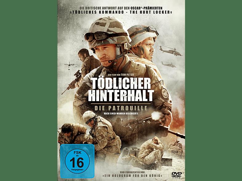 Tödlicher Hinterhalt [DVD]