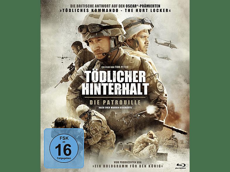 Tödlicher Hinterhalt [Blu-ray]