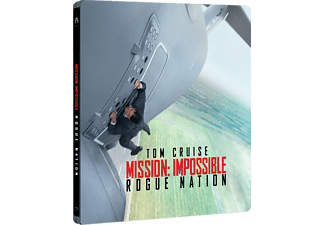 Mission: Impossible 5. - Titkos nemzet (Limited Steelbook) (Blu-ray)