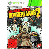 Borderlands 2 Addon-On Control Pack [Xbox 360]