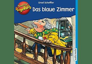 Ursel Scheffler - Kommissar Kugelblitz: Das blaue Zimmer  - (CD)