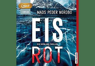 Mads Peder Nordbo - Eisrot  - (MP3-CD)