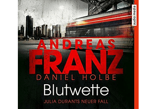 Andreas Franz - Blutwette  - (CD)